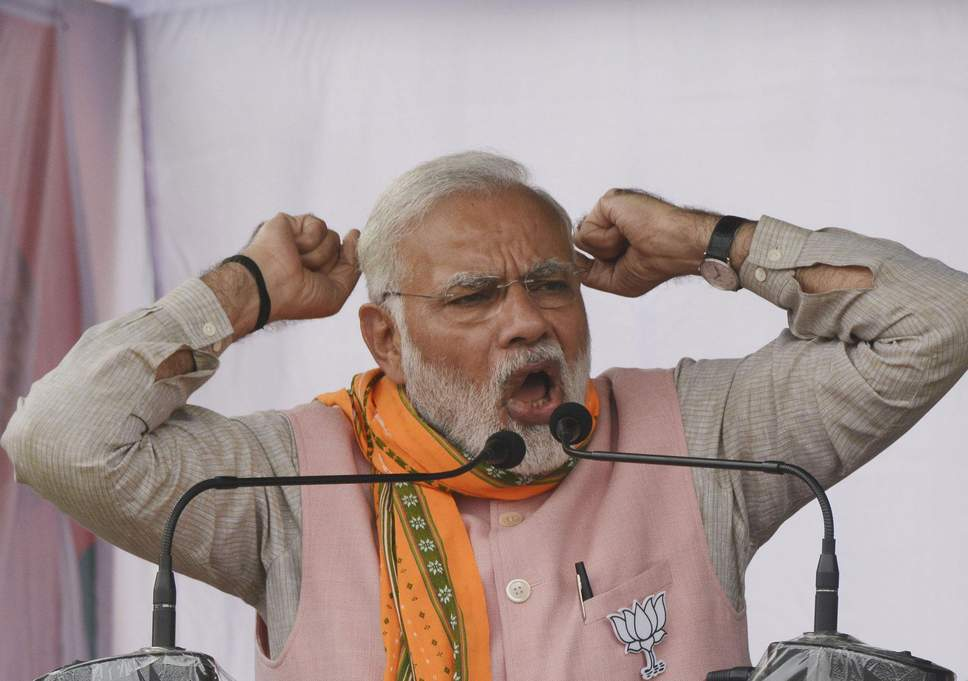 RTI reply confirms Narendra  Modi aversion  towards Lokpal