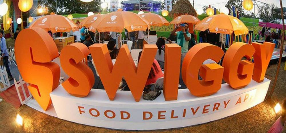 Food delivery Swiggy raises  Rs 6987 crore in funding