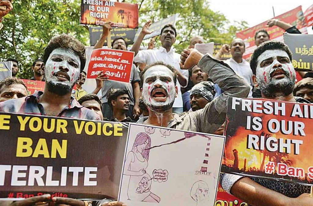 Reuters reports Anti Vedanta protesters killed by shots to head, chest , half from behind