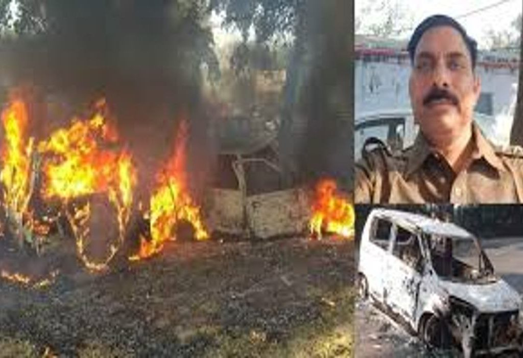 Bulandshahr cop shot himself, resulting in death: BJP MLA Invents new theory