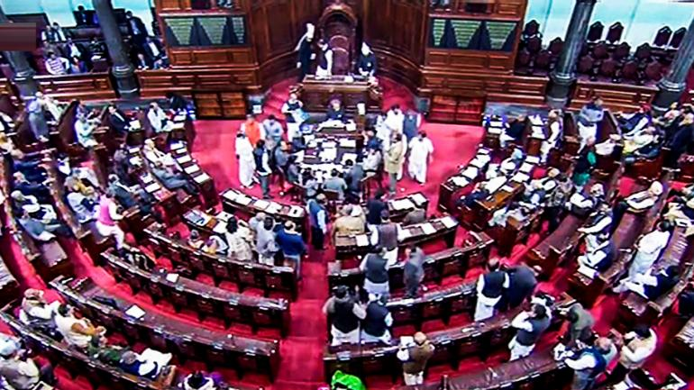 Opposition stick to its  stand for  Triple Talaq Bill be sent to select committee