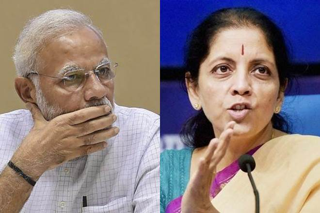 Nirmala gives more ammunition  for Congress to fire  in the days to Come