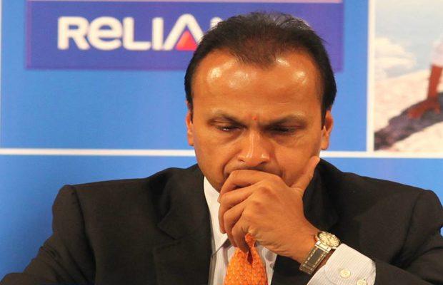 AA ( Anil Ambani) firm need to pay 580 crores dues : Ericsson