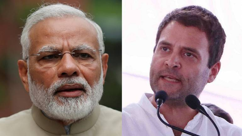 Rafale is the truth. Modi ji  can't  run away from the truth says RG