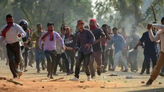 Centre   Citizenship (Amendment) Bill resulted in  North East unrest : Shutdown call