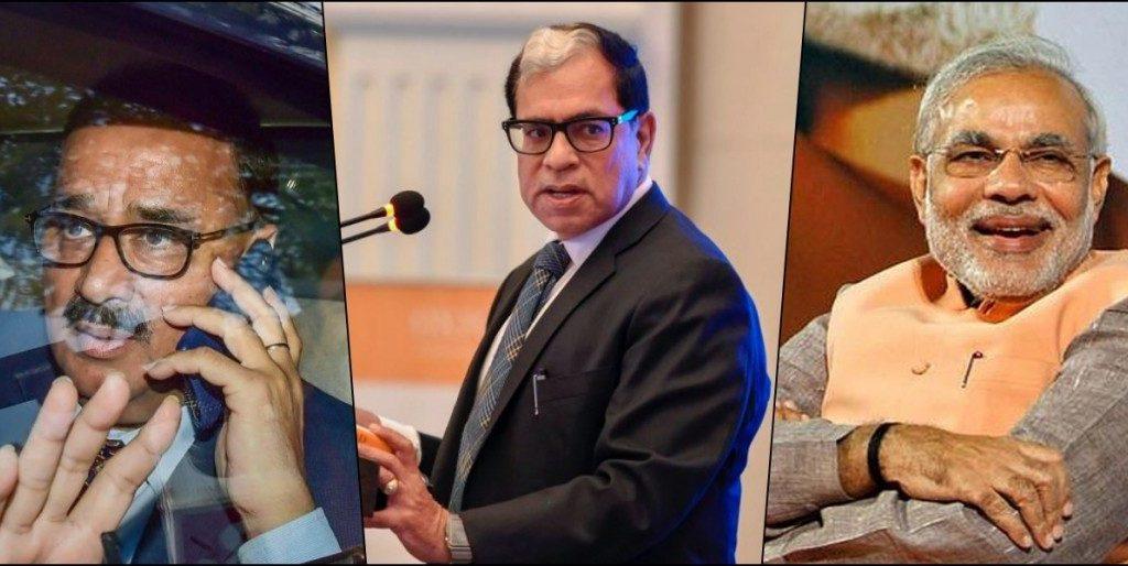 Nageshwar Rao as interim CBI director not got Committee  approval : Mallikarjun Kharge