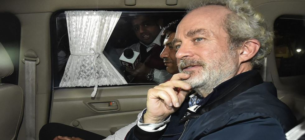 Michel got British consular access  and 15 mts free to family  talk  per week  by CBI Court