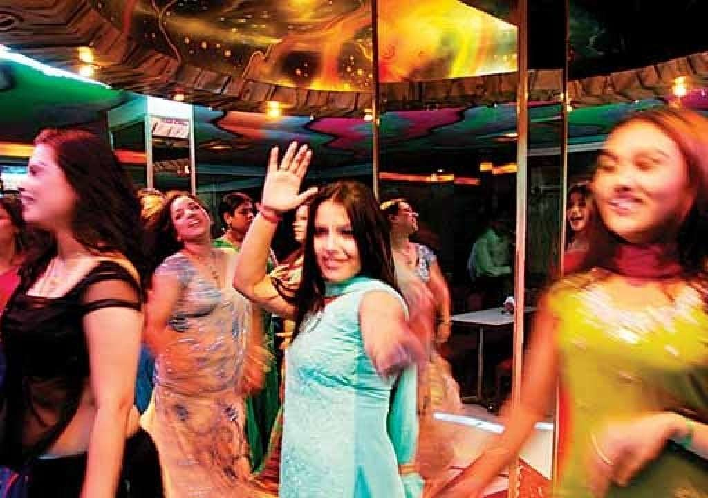 Maharastra Govt  nexus with dance bars association won finally allege Opposition