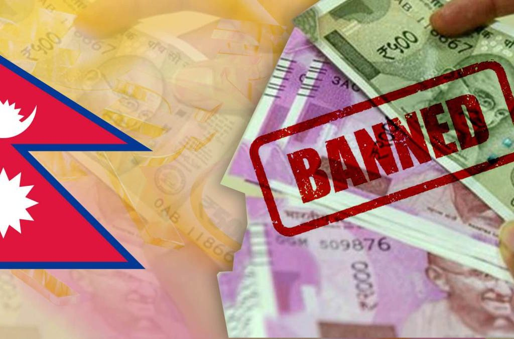 Nepal bans Indian currency notes of Rs 2,000, Rs 500 and Rs 200