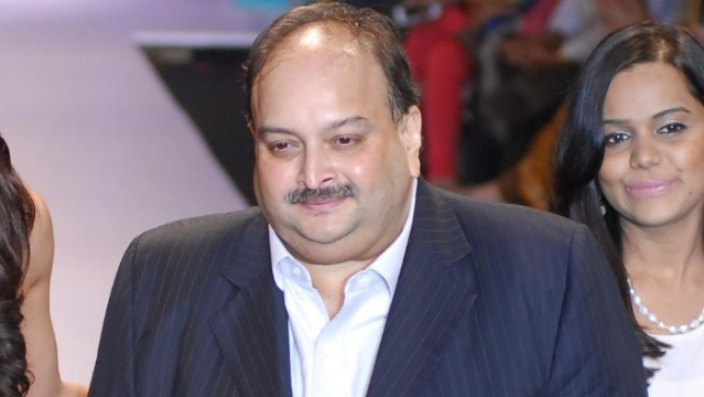 Modi relative Choksi  surrendered his Indian passport and acquired  Antigua