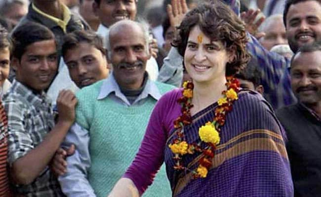 Priyanka Gandhi officially entered  into  politics and made   AICC General Sec for UP ( East)