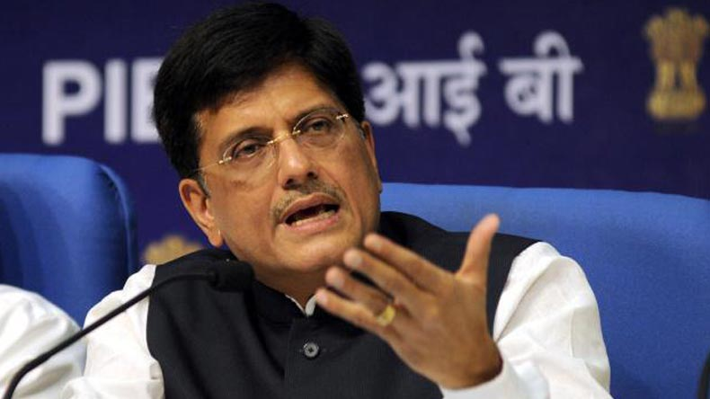 Interim budget 2019 by Piyush Goyal , Jaitley now Minister with out Portfolio