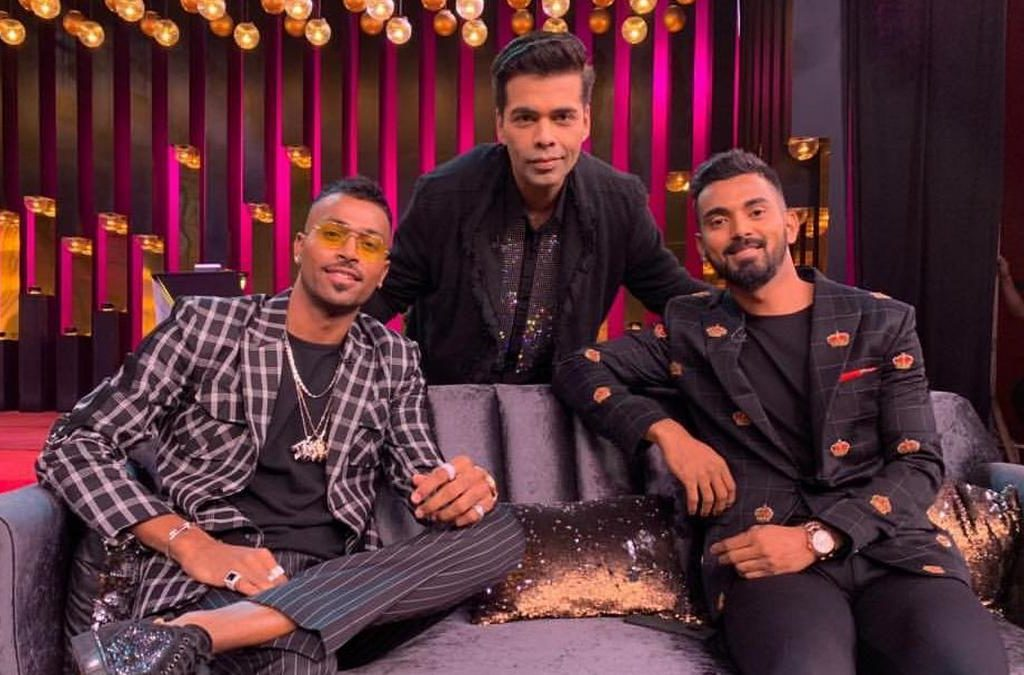 Hotstar removed Koffee with Karan cricketers contentious episode