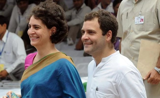 Priyanka Gandhi arrival in eastern UP is a clear signal for  Modi to get ready for war