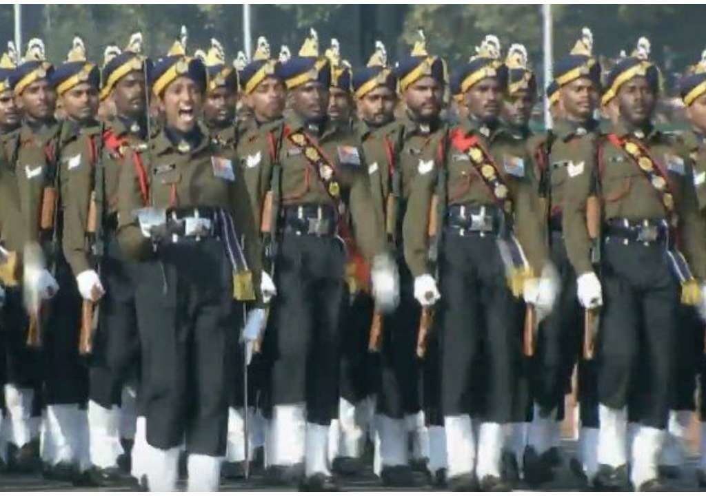 India celebrated its 70th Republic Day today