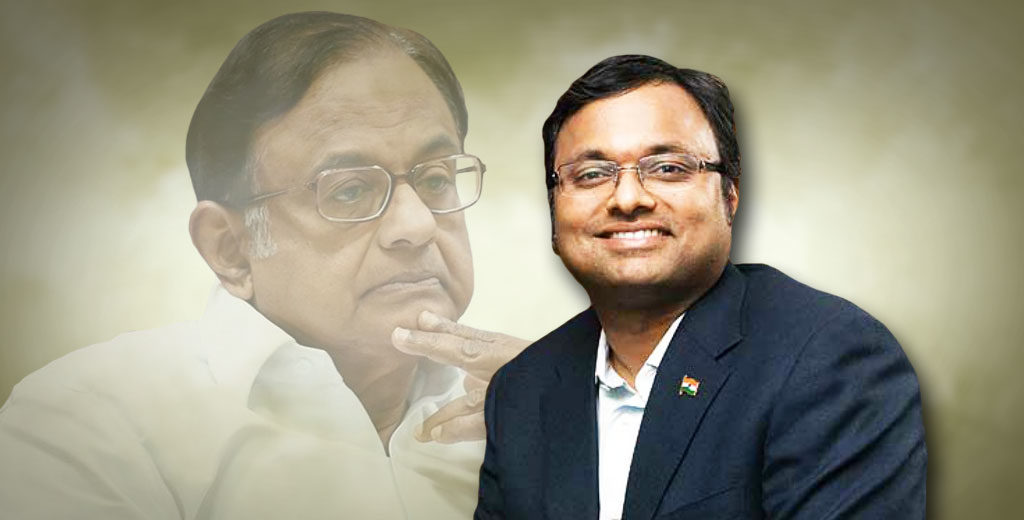 SC permits  Karti Chidambaram travel abroad but with conditions