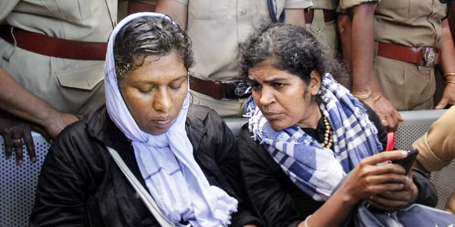 Two kerala women enter Sabarimala; creates History