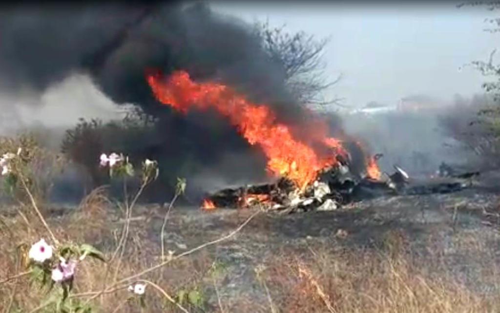 Mirage Crash : Twin pilots sacrificed lives to save thousands