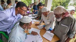 """""""Your act destroying progress made in NRC revision """" SC raps  Union Govt"""