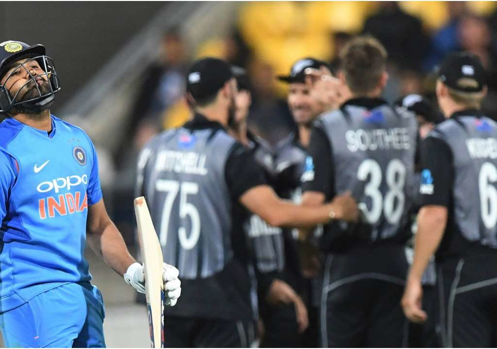 India's worst defeat by 80 Runs :  New Zealand  lead series 1-0