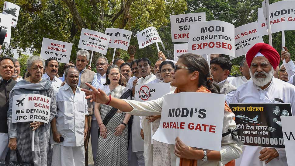 Hindu N.Ram expose documentary  proof of MOD protest over Rafale deal