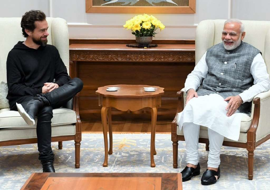 BJP led Parliamentary panel wants to only question Jack Dorsey over Twitter bias towards Right wing ideology