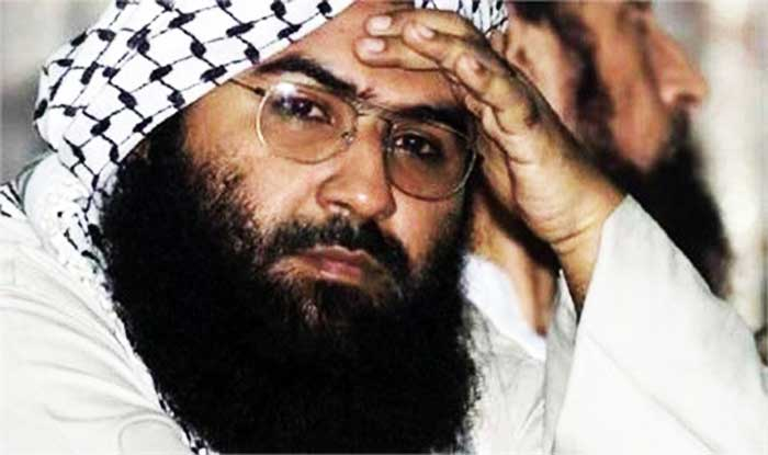China not to call Vajpayee released Jiash chief Masood Azhar a global terrorist