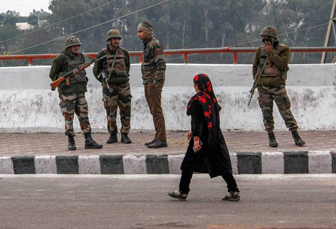 Four army personnel 2 militants and one civilian dead post Pulwama Suicide attack
