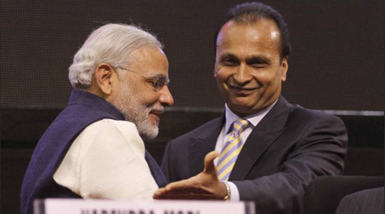 Pay Rs 453 Crores  with in 4 weeks else go to jail for 3 months : SC to Ambani