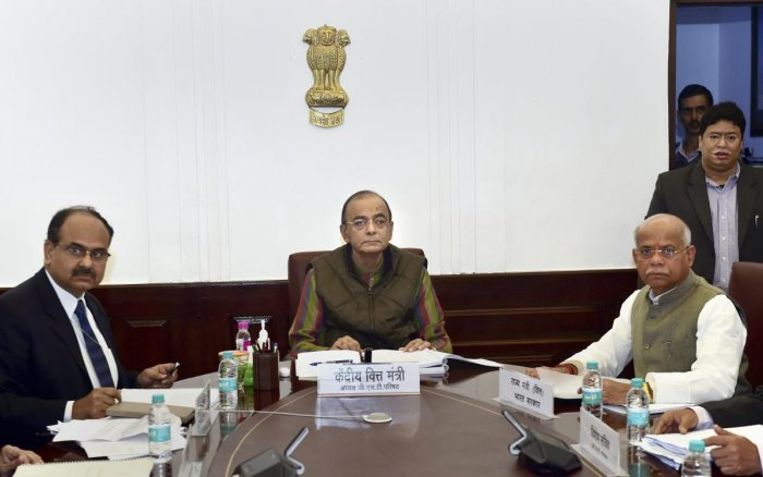 Land is State Rights voice made Jaitley call off GST meeting