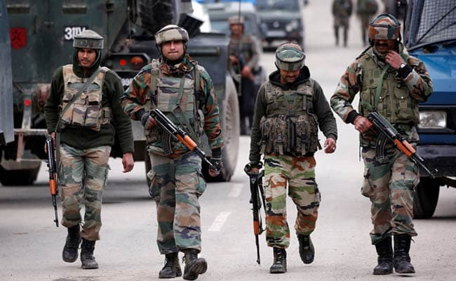 Major crackdown drive against separatists in Kashmir