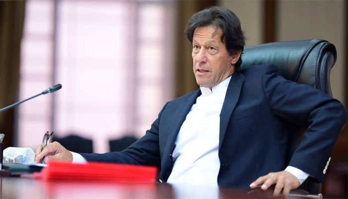 Pakistan shall respond at the time and place of its choosing : Imran Khan