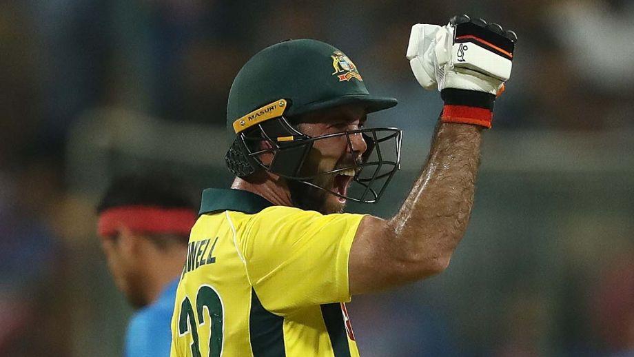Maxwell lighting Century helps Australia beat India 2-0