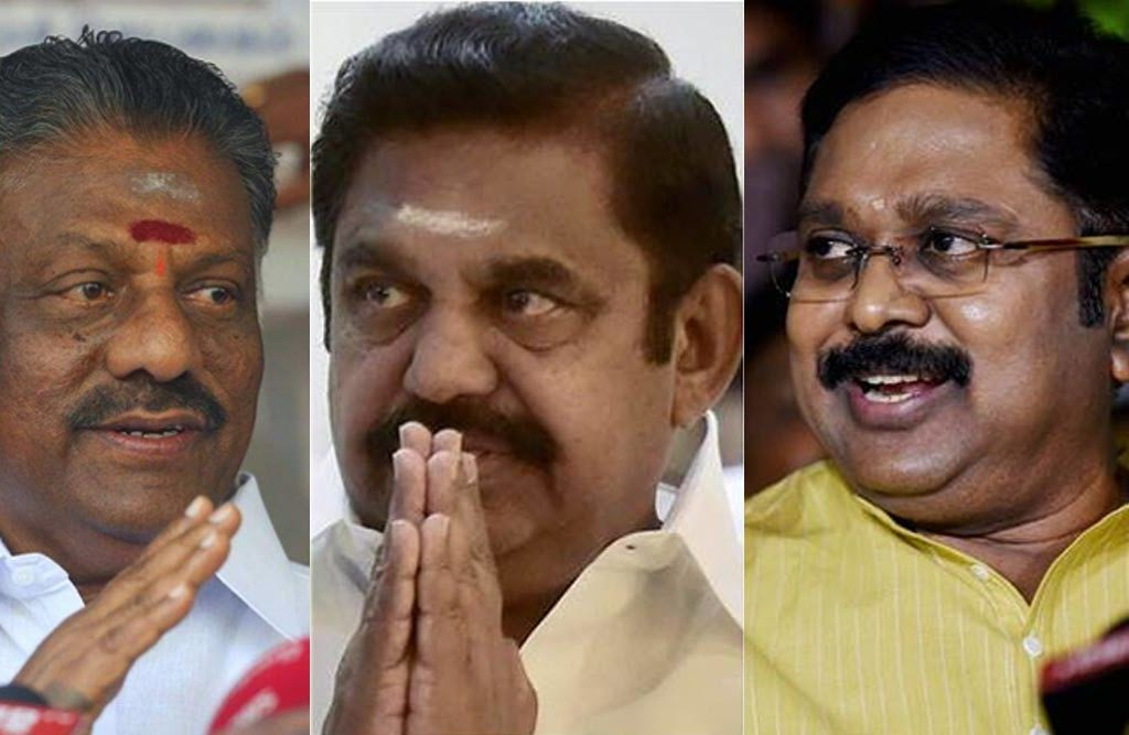 HC ruled AIADMK party symbol to stay with OPS-EPS : Setback for Dhinakaran faction