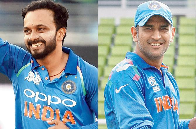 Jadhav and Dhoni scored unbeaten 141 for the fifth wicket ensure First ODI Victory over Australia