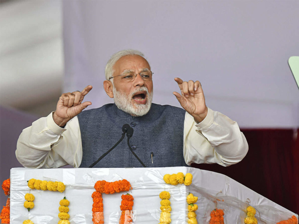 Use common sense, PM angry remarks to Congress  on Rafale remarks