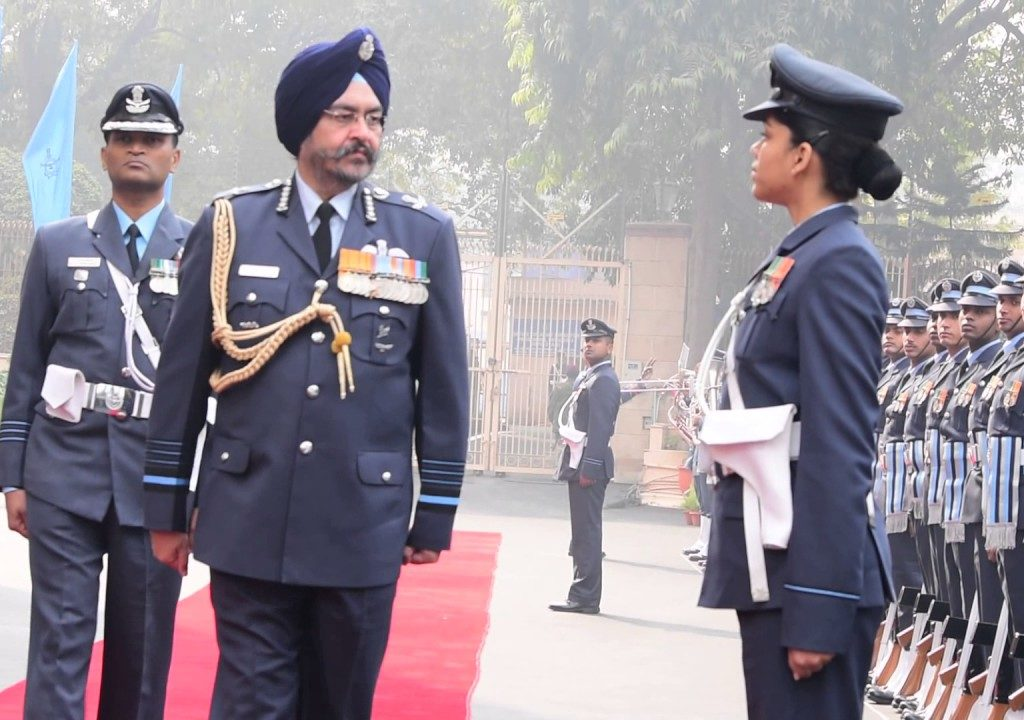 Air chief Marshal says Army will not count casualties but targets