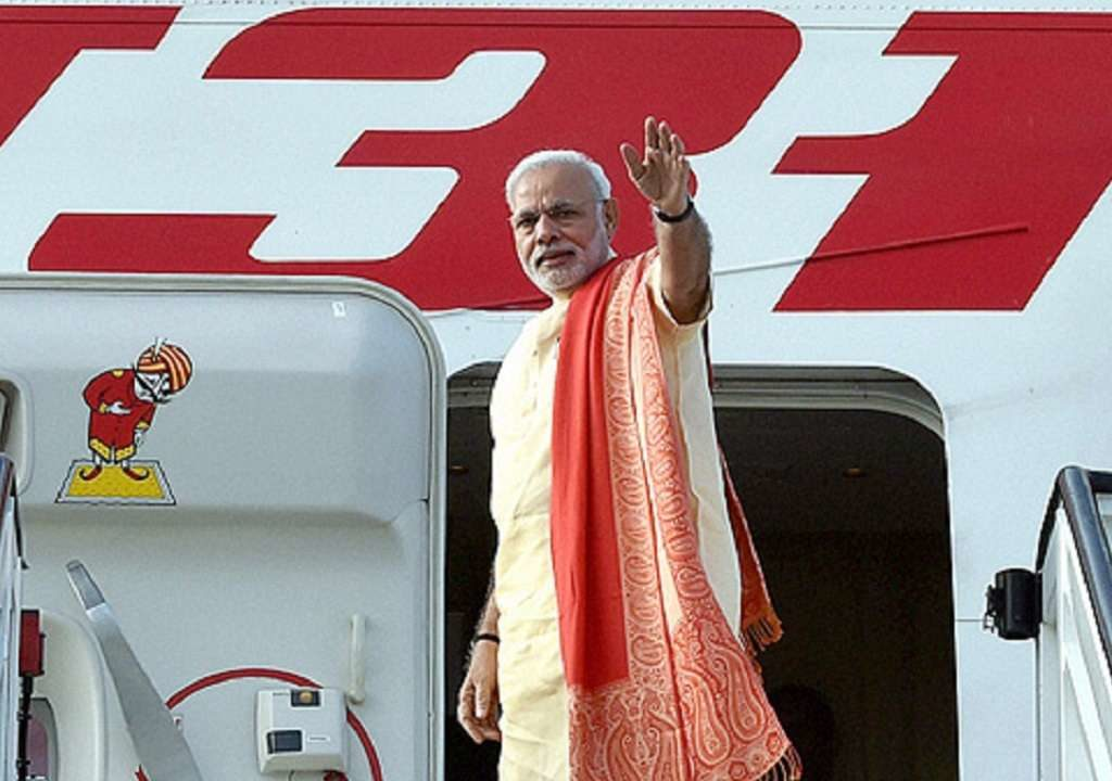 EC waits for Modi official tours to conclude  allege Congress