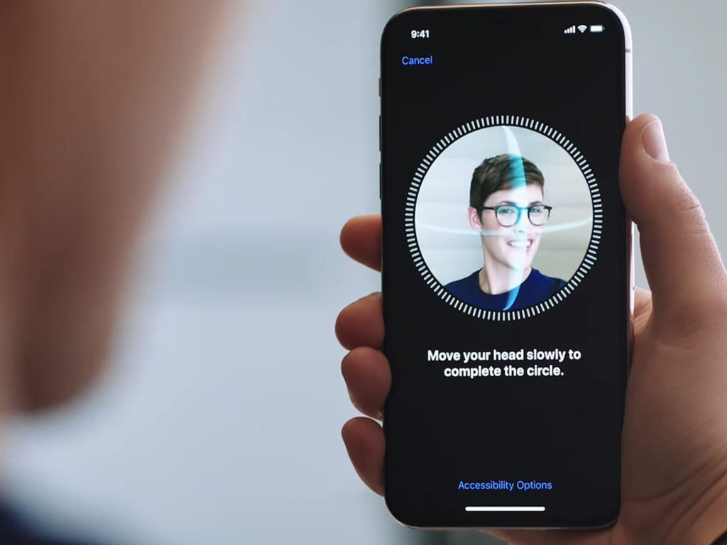 Apple bought Lighthouse patents of FaceID technology