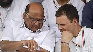 Marata man Pawar predicts dark days ahead for BJP