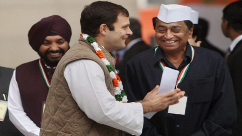 CM Kamalnath  firmly says Congress sure  will win 80% of  seats in MP