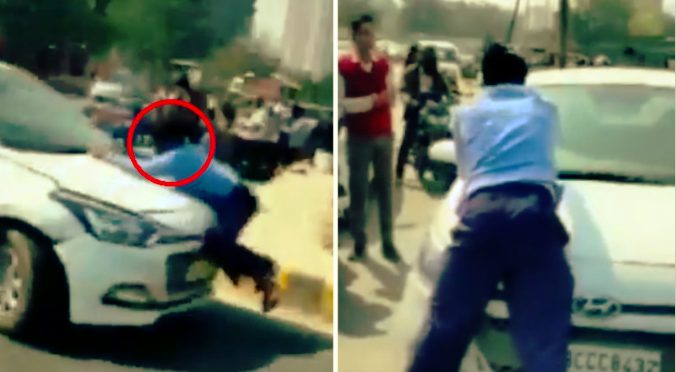 Ghaziabad 24 yr old  Software Engineer mad ride send him to prison