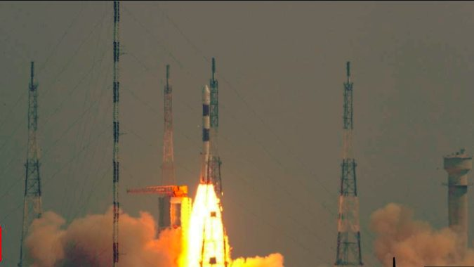 EMISAT India's  first electronic surveillance satellite launched