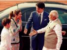 Canadian PM bats for Indian farmers braving cold  upsets BJP Government