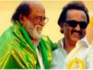 Rajinikanth bulldozed Hindutva forces  hidden move to convert his RMM in to BJP fold