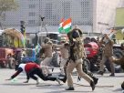22 FIRs by Police post clash , Still  Foot march to Parliament on Feb 1 announced