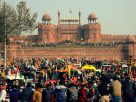 Indian Farmers tractor marched in to History on Republic Day
