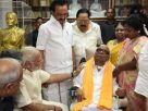 DMK Leader Catechise  Modi sanity to talk on violence and farmers care