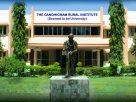 Job recruitement for Gandhigram Rural Institute-2021