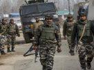 காஷ்மீரில் பயங்கரவாதிகள் துப்பாக்கிச் சூடு: 2 ராணுவ வீரர்கள் பலி